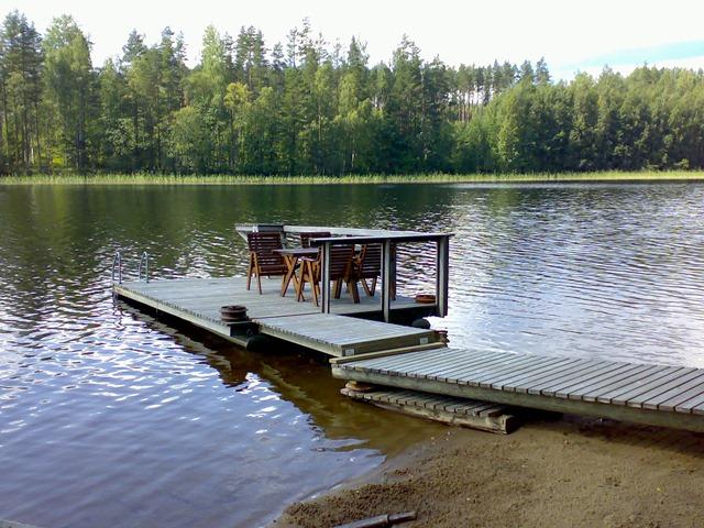 пуумала финляндия рыбалка
