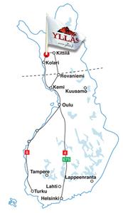 Maps Yllas